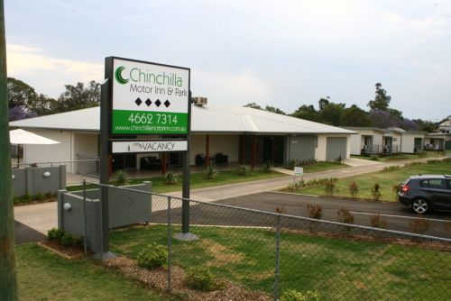 Chinchilla Motor Inn - Accommodation BNB