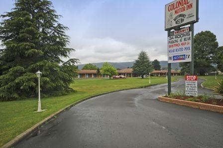 Colonial Motor Inn - Lithgow - Accommodation BNB