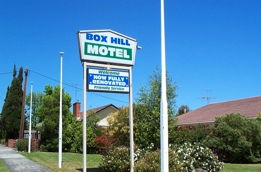 Box Hill Motel - Accommodation BNB