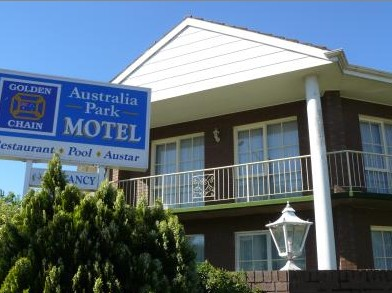 Australia Park Motel - Accommodation BNB