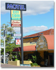 City Sider Motor Inn - Accommodation BNB