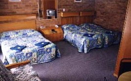 Border Motel - Accommodation BNB