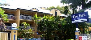 The York Beachfront Holiday Apartments - Accommodation BNB