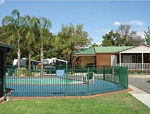 Albury Motor Village - Accommodation BNB