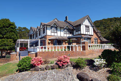 Springbrook Mountain Manor - Accommodation BNB