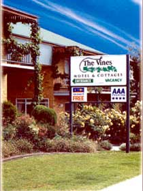 The Vines - Accommodation BNB