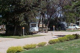 Paringa Caravan Park - Accommodation BNB
