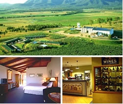 Hunter Resort - Accommodation BNB