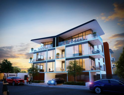 The Hindmarsh Apartments