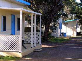 Kingscote Nepean Bay Tourist Park And Parade Units