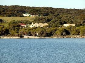 Innes National Park Heritage Accommodation - Accommodation BNB