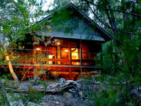 Girraween Environmental Lodge Ltd - Accommodation BNB