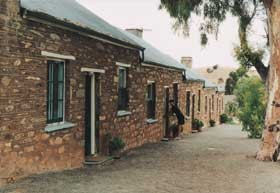 Burra Heritage Cottages - Tivers Row - Accommodation BNB