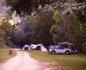 Mt Warning Holiday Park - Accommodation BNB