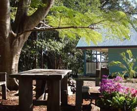 Pines On The Plateau Luxury Lodges - Accommodation BNB