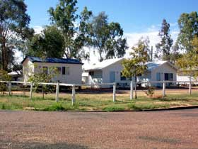 Cobb amp Co Caravan Park - Accommodation BNB