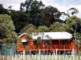 Granite Ridge Wines - Fergies Hill Cottage - Accommodation BNB