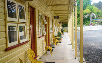 The Lady Jane Motor Inn - Accommodation BNB
