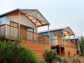 Discovery Holiday Parks Hobart Cosy Cabins - Accommodation BNB