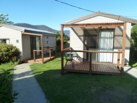 Hobart Cabins and Cottages - Accommodation BNB
