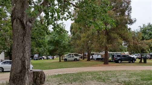 Valley View Caravan Park - Accommodation BNB
