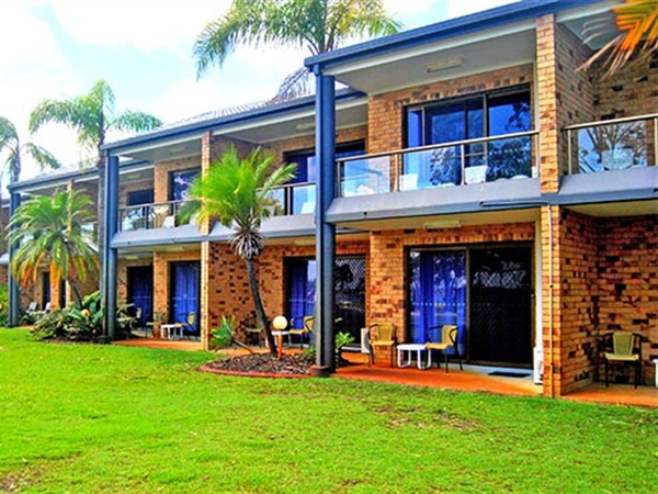 Bribie Waterways Motel - Accommodation BNB