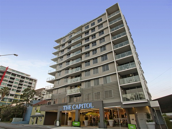 The Capitol Apartments - Accommodation BNB