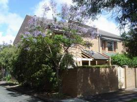 Adelaide Serviced Apartments - William Townhouse - Accommodation BNB