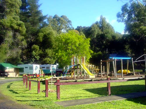 Blackwood Mineral Springs Caravan Park - Accommodation BNB