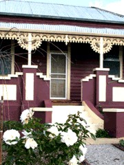 Blue Diamond Cottage - Accommodation BNB