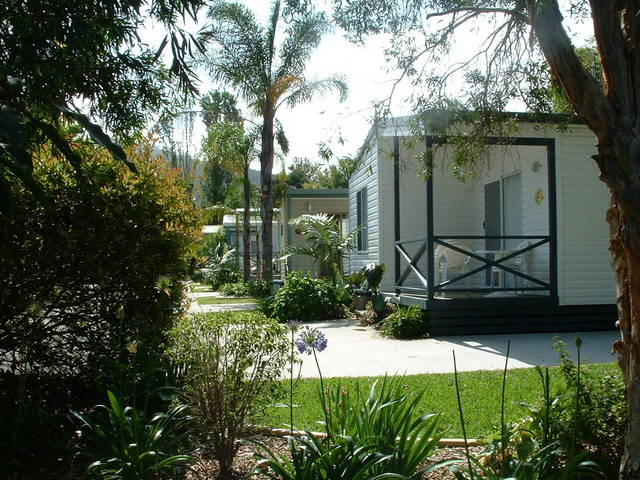 Coastal Palms Holiday Park - Accommodation BNB