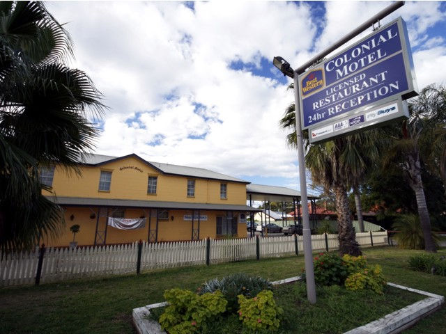 Colonial Motel - Accommodation BNB
