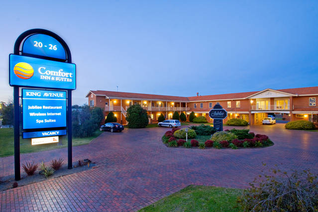 Comfort Inn  Suites King Avenue - Accommodation BNB