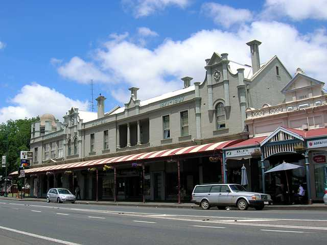 Commercial Hotel Camperdown - Accommodation BNB