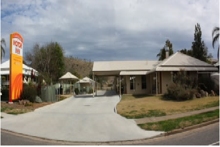 Country Roads Motor Inn - Gayndah - Accommodation BNB