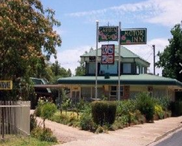 Garden Court Motor Inn - Accommodation BNB