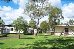Glasbys Caravan Park - Accommodation BNB