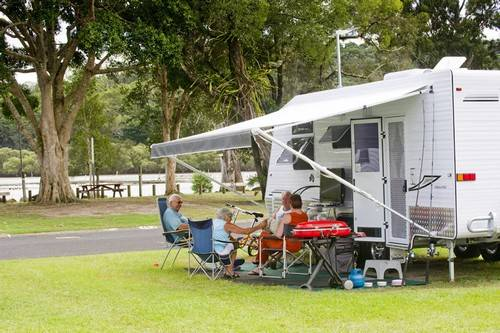 North Coast Holiday Parks Ferry Reserve - Accommodation BNB