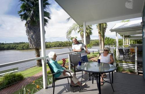 North Coast Holiday Parks Terrace Reserve - Accommodation BNB