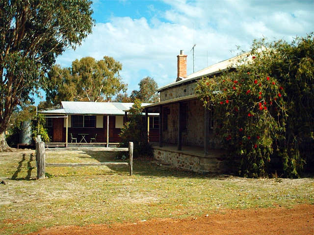 Quaalup Homestead Wilderness Retreat - Accommodation BNB