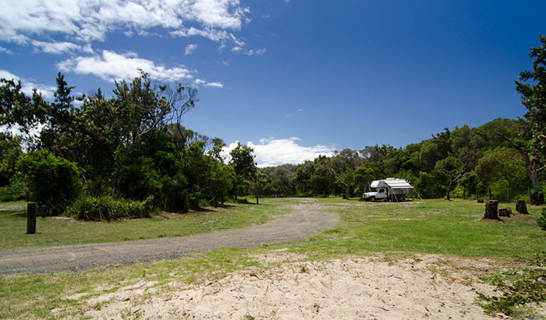 Banksia Green campground - Accommodation BNB