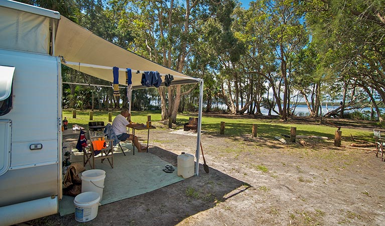 Dees Corner campground - Accommodation BNB