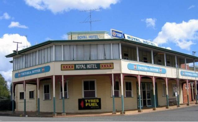Royal Hotel Mundubbera - Accommodation BNB
