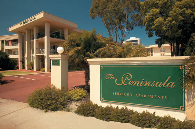The Peninsula - Riverside Serviced Apartments - Accommodation BNB
