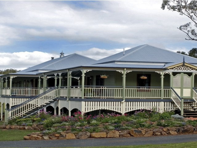 The Sanctuary Springbrook Guest House Cottage - Accommodation BNB