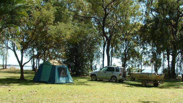 Weipa Caravan Park  Camping Ground - Accommodation BNB