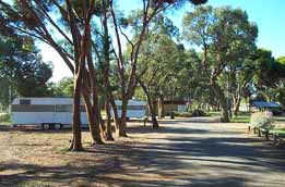 Wycheproof Caravan Park - Accommodation BNB