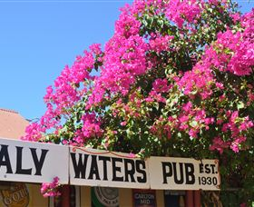 Daly Waters Historic Pub - Accommodation BNB