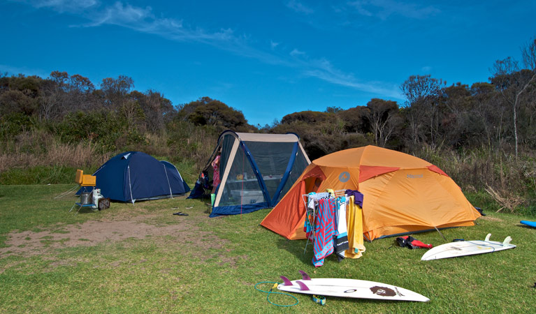 Frazer campground - Accommodation BNB