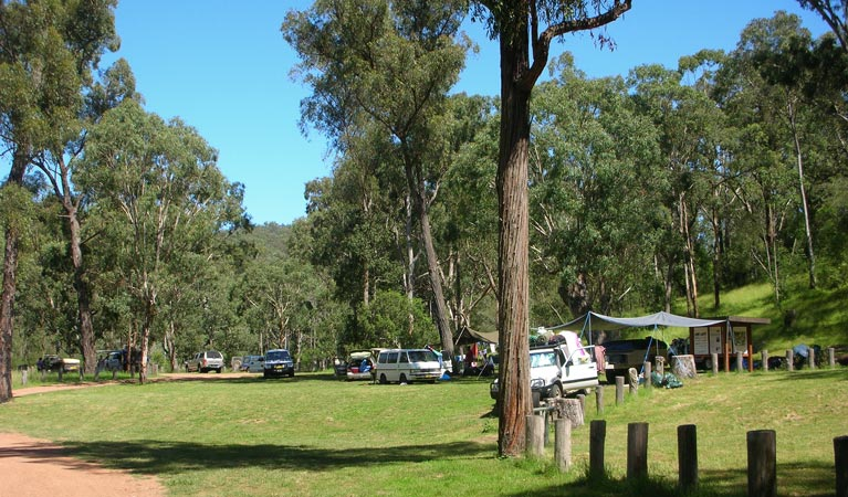 Washpools campground - Accommodation BNB